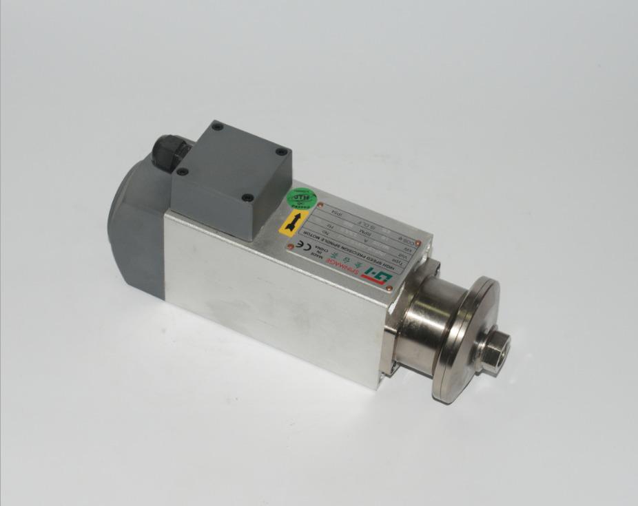 1.1KW电机 批发定制 铝材、木材双头锯 高速精密主轴电机